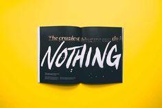 print, layout #layout #print #typography