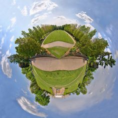 Ault Park Planet #ohio #city #park #landscape #photography #ault #geography #cincinnati
