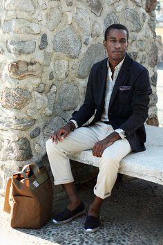 Expressions Realia » Summer Fabrics – Madras – Archived #fashion #mens #photography
