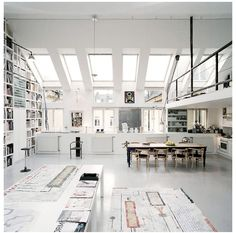 JJJJound #architecture #white #studio #light