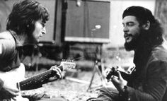 tomorrow started #john #lennon #che