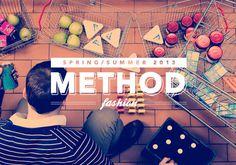 Consumer Industry Trend: Method #shopping #branding #sepia #logo #vintage #type #consumerism