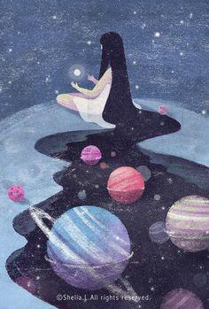 Star Creator – Illustration for Emotion