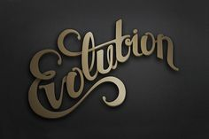 Typography Projects 1 on the Behance Network