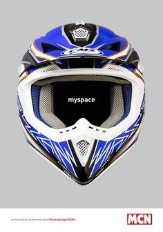 Bauer #language #helmet #motorcycle