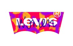 BOLD COLORS AND ABSTRACT SHAPES - Levi's x Andreea Robescu (http://andreearobescu.com/)