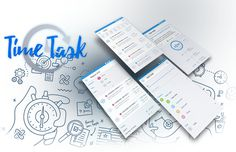 #TimeTask is a #toDoList #app to track your activity https://mobilunity.com/portfolio/time-task-time-tracking-app-development/
