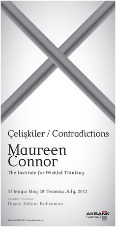 AkbankSanat // Maureen Connor, Contradictions #maureen #connor #contradictions #akbanksanat