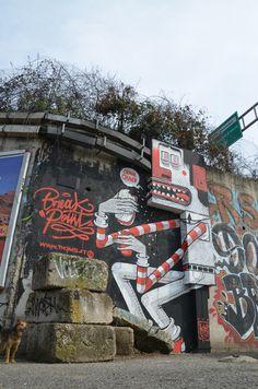 Break Point! on Behance #graffiti #art #street