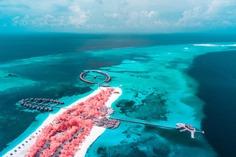 The Maldives Infraland: Drone Photography by Paolo Pettigiani