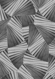 Maxime Tetard #fold #wallpaper #paper #patern