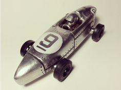 The racing version #nine #the #version #racing #car