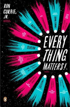 Everything Matters! #book cover