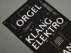 Rosario Florio & Larissa Kasper – SI Special | September Industry #flyer #design
