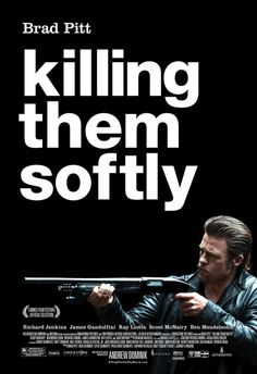 killing them softly poster #movie #poster