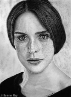 pencil art by Damian May #graphite #pencil #art #drawing