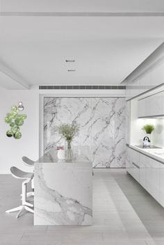 Scenic Ballade Apartment, HAO Design 8