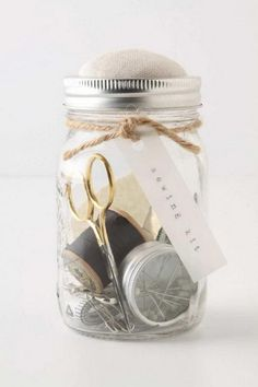 50+ Cute Mason Jar Craft Ideas