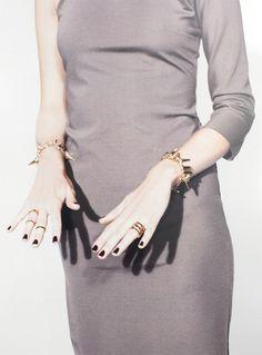 Paleozoic Dreams | Campaigns | Estelle Dévé Jewellery #fashion #photo