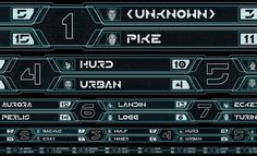 .work | GMUNK #tron #motion #design #gmunk #graphics