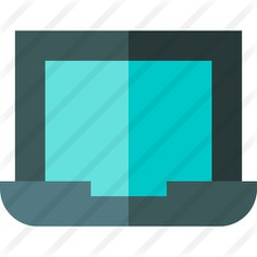See more icon inspiration related to electronics, device, digital, laptop, technology and computer on Flaticon.