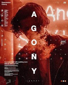 Agony – Depression cherry
