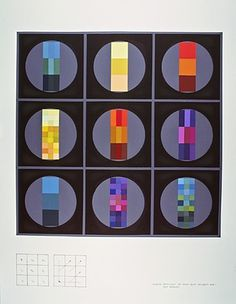 HfG-Archiv Ulm | HfG Collection: Graphic works #ulm #colour