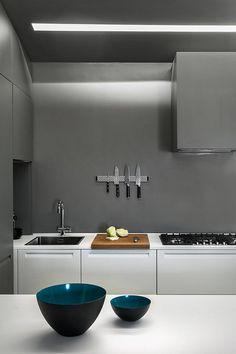 Lodge Apartment in Brescia, Italy / Flussocreativo