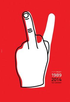 Polacy 1989 2014 Tacy Jestesmy