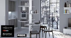 Arredo cucina #newkitchenconcept #designer #oikos #cucina #mobili #treestyle #cucinastudio #per #arredo
