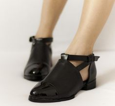 Pinned Image #alexander #shoes #black #wang