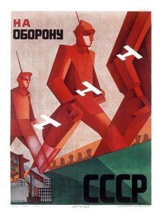 cccp-russian-propaganda-poster.jpg (JPEG Image, 338×450 pixels) #propaganda #soviet #cccp #poster