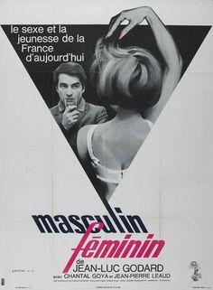 Movie Poster of the Week: Jean-Pierre Léaud in Posters on Notebook   MUBI