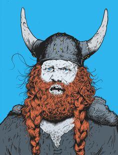 #viking #beard