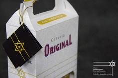 Projeto de Embalagem; Packaging Design. on Behance. #Packing #Packaging #Beer #Design #Print #Original