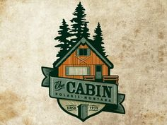 Dribbble - The Cabin by Jerron Ames