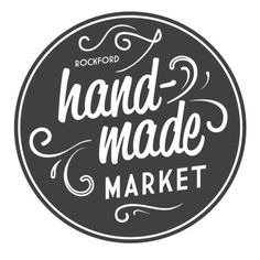 Jen and Ink: Rockford Handmade Market Preview Part 1 #logo #circle