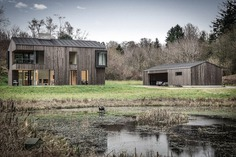 Timber Retreat House, Denmark / N+P Architecture