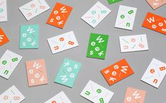Tung - Ben Weeks Identity #print #business #card
