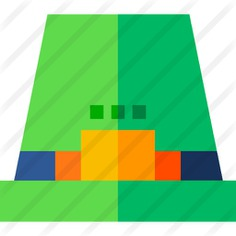 See more icon inspiration related to leprechaun, Irish, Saint Patrick, top hat, accessory, costumes, ireland, head, fashion, clothes and hat on Flaticon.