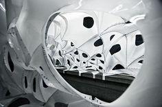 SJET #skylar #generative #installation #parametric #architecture #tibbits