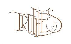 Work Selection Of Graphic Designer Andrei D. Robu #truffles #lettering #com #andreirobu
