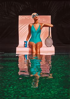 Dreamer Pool/New Colors on Behance