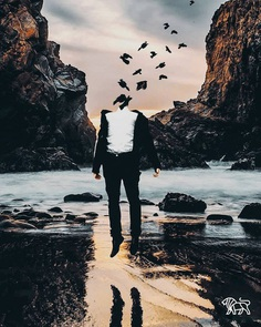 Creative and Dreamlike Photo Manipulations by Gabriel Henrique