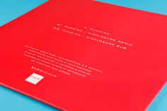 JESSIE WARE RUNNING VINYL katemoross #packaging