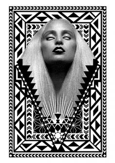 egyptia_white_giclee.jpg (492×700) #illustration #blackwhite