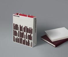 Sergio Juncos - Portfolio #spain #packaging #madrid #books #panta #juncos #library #bag #rhei #sergio