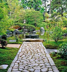zen garden ideas - #outdoor  #garden  #landscaping