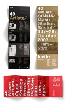 Mytton Williams | AisleOne #print #design #graphic #typography