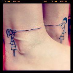 40+ Creative Best Friend Tattoos